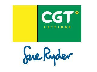 CGT Lettings supporting Sue Ryder logo