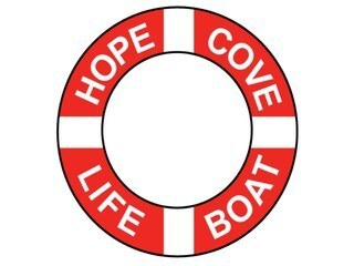Hope Cove Life Boat