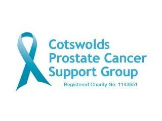 THE COTSWOLDS PROSTATE CANCER SUPPORT GROUP logo