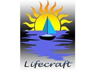 Lifecraft logo