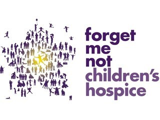 Forget Me Not Children's Hospice logo