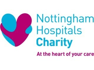 Nottingham Hospitals Charity logo