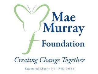 The Mae Murray Foundation (Northern Ireland) logo