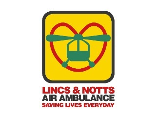 The Lincolnshire and Nottinghamshire Air Ambulance logo