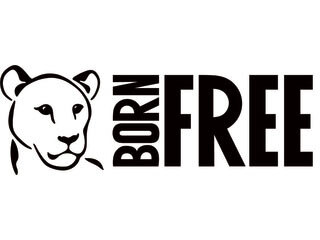 Born Free charity logo