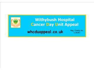 Withybush Hospital Cancer Day Unit Appeal logo