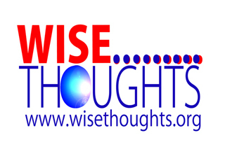 WISE THOUGHTS logo