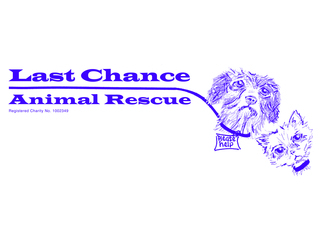Last Chance Animal Rescue Home logo