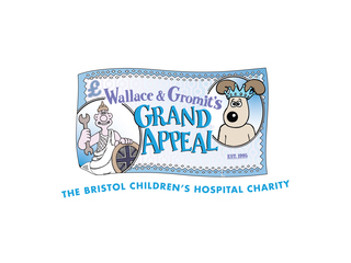Wallace and Gromit's Grand Appeal logo