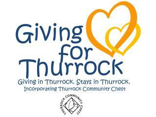 Giving for Thurrock and Thurrock CVS (Community Voluntary Services)