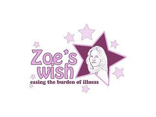 Zoe's Wish logo