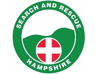 Hampshire Search and Rescue logo