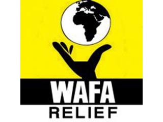 WAFA RELIEF logo