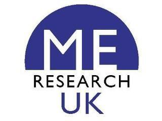 ME Research UK logo