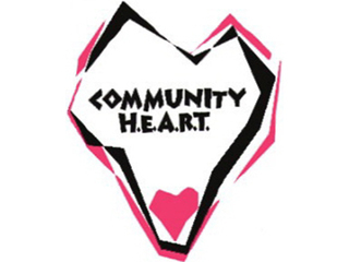 Community H.E.A.R.T logo