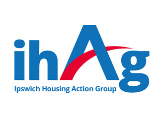 Ipswich Housing Action Group (IHAG) logo