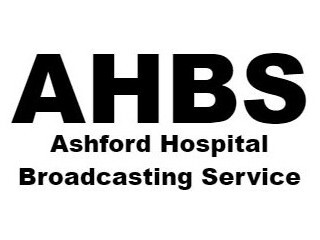Ashford Hospital Broadcasting Service logo