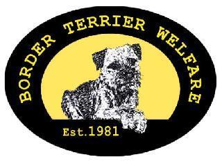 Border Terrier Welfare logo