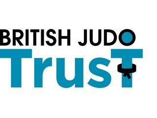 British Judo Trust logo