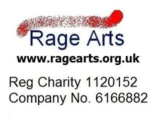 Rage Arts logo
