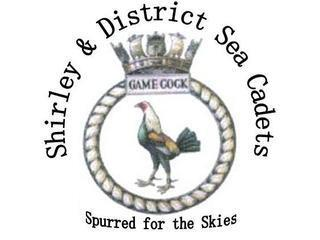 Shirley and District Sea Cadets logo