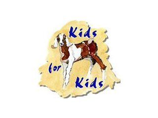 Kids for Kids logo