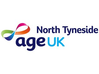 AGE UK NORTH TYNESIDE logo