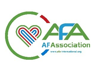 Atrial Fibrillation Association logo