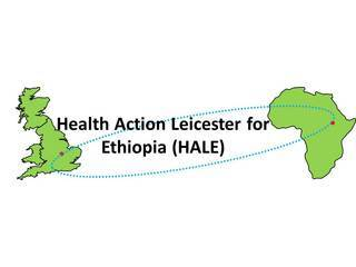 HEALTH ACTION LEICESTER FOR ETHIOPIA (HALE) logo
