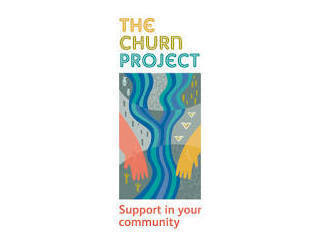 The Churn Neighbourhood Project Limited logo
