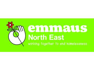 Emmaus North East logo