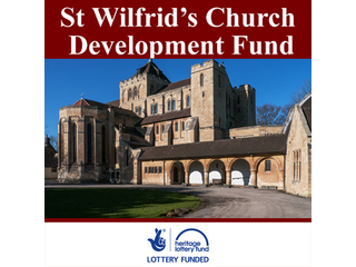 St Wilfrid's Church Development Fund Harrogate logo