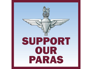 SUPPORT OUR PARAS