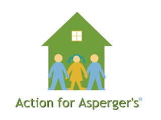 Action For Asperger's logo