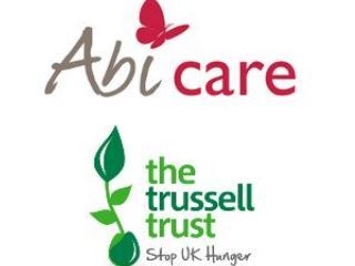 Abicare Services supporting the Trussell Trust