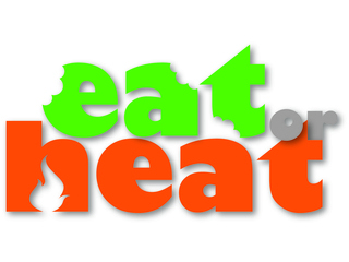 Eat Or Heat logo