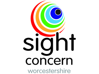 Sight Concern Worcestershire logo