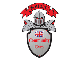 Knights Community Gym logo