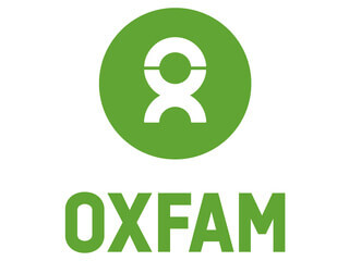 Oxfam charity logo