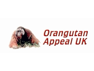 Orangutan Appeal UK logo