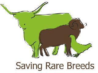 Saving Rare Breeds logo