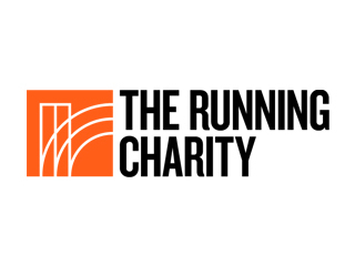 The Running Charity logo