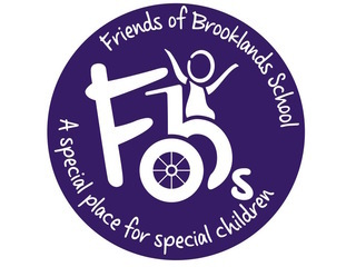 FRIENDS OF BROOKLANDS SCHOOL REIGATE logo