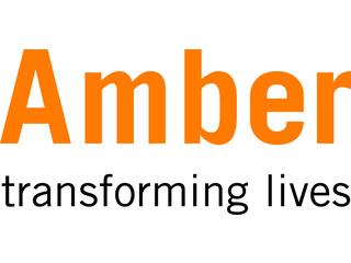 Amber Foundation logo