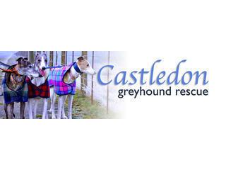 Castledon Greyhound Rescue logo