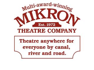 Mikron Theatre Co. logo