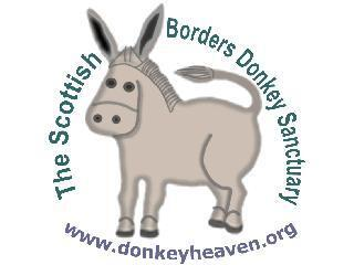 Scottish Borders Donkey Sanctuary logo