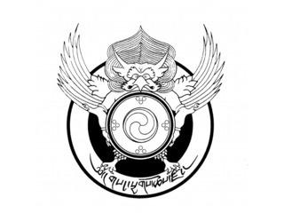 Sang-ngak-cho-dzong logo