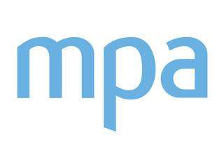 Mid Pennine Arts logo