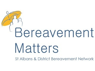 St Albans City and District Bereavement Network logo
